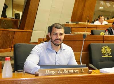 """Hugo Ramírez quiere ser el """"candidato cicatriz"""""""