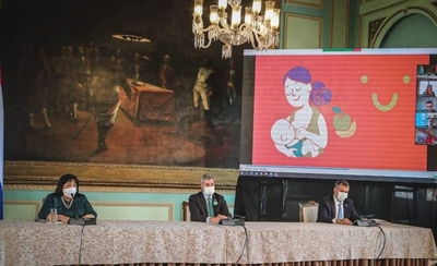HOY / Lanzan estrategia que prioriza a la Primera Infancia