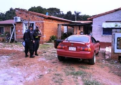 HOY / Feminicidio en Capiatá: escolta presidencial mata a balazos su novia, una joven de solo 16 años