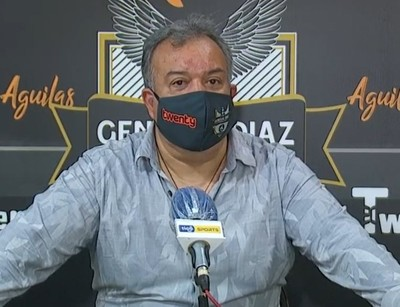 Robert Pereira señaló que General Díaz encontró su juego