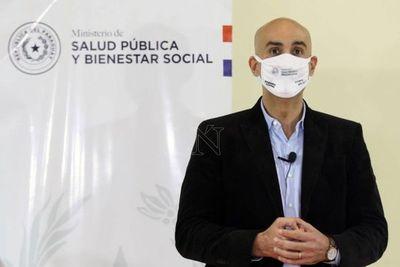 Salud informa sobre 18 nuevos fallecidos y 418 contagios en Paraguay