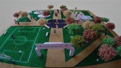 70 plazas públicas se convertirán en espacios deportivos (desde fútsal hasta ajedrez)