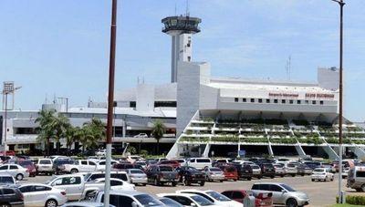 La Dinac exonera temporalmente ciertas tasas aeroportuarias