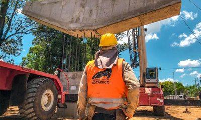 Obras Públicas ejecutó US$ 383 millones en semestre