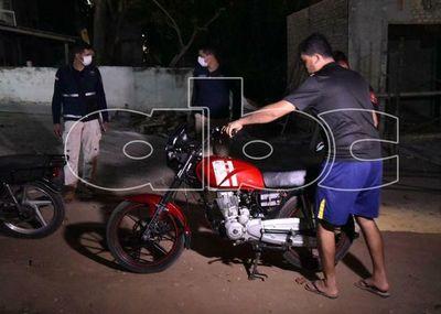 Motochorro fallece tras enfrentamiento con su víctima que resultó ser un policía