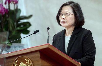 Taiwán defenderá sus libertades y democracia, advierte su presidenta