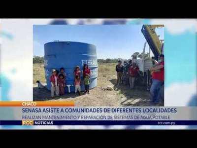 SENASA ASISTE A COMUNIDADES DE DIFERENTES LOCALIDADES