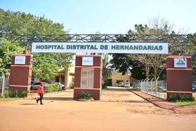 Culminan obras de ampliación del Hospital de Hernandarias, financiadas por ITAIPU