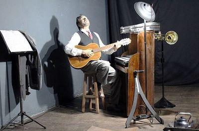 Homenaje teatral para José Asunción Flores