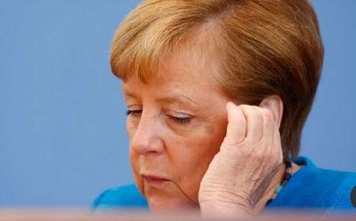 """Alemania: Angela Merkel prevé una lucha contra el coronavirus aún """"más difícil"""" en los meses que vienen"""