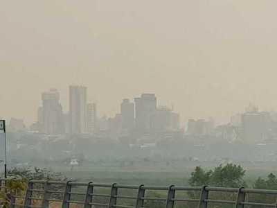 Humo invade ambiente en varias ciudades de Central