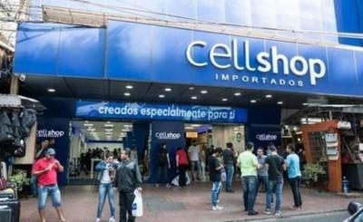 Descubren a funcionario de Cell Shop habría hurtado electrónicos