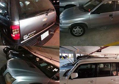 Senado prepara subasta de 21 vehículos