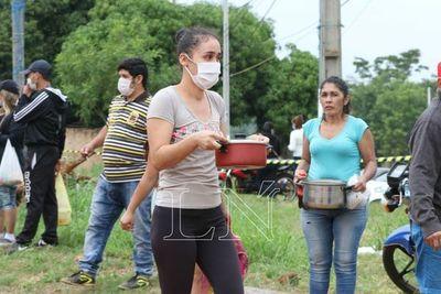 Brigadas solidarias al resguardo de los más vulnerables
