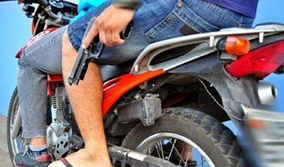 Fallece motoasaltante baleado por policía en Limpio