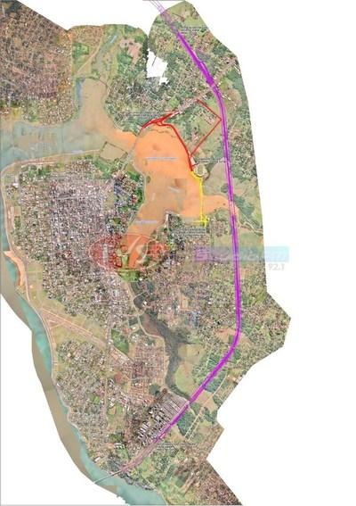 Obras ferroviarias en Encarnación a punto de inicio y obras mejorarán varios sectores