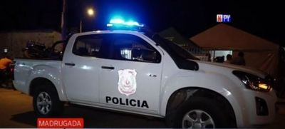 Policía abate a presunto motochorro en Limpio