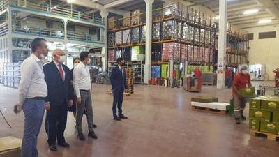 Llegan a Turquía las primeras 10 toneladas de arroz paraguayo
