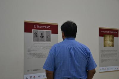 Reactivarán muestra itinerante sobre la Guerra Guasu en varios departamentos del país