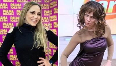 Clara Franco respondió tras criticas por una parodia