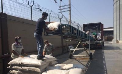 HOY / Primeras toneladas de arroz paraguayo llegan a Turquía