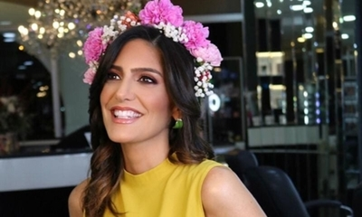 """Lucía Sapena """"alucinaba que era modelo"""""""