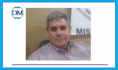 Luis Esquivel confirma su salida de la Dirección de la Penitenciaria de Misiones
