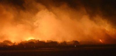 Mades recuerda que las comunas son responsables de combatir los incendios forestales