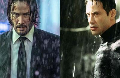 Keanu Reeves responde que pasaría si Neo y John Wick se vieran las caras