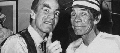 """HOY / Fallece Manuel """"El Loco"""" Valdés, el comediante mexicano que hizo honor a su apodo"""