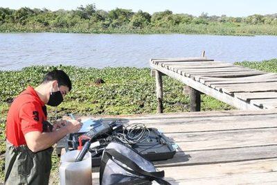 Presentan informe final de mediciones de calidad de agua en Laguna Cerro