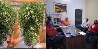 PROYECTOS PRODUCTIVOS EBY APOYARÁ A TRABAJADORES DEL CAMPO DE SAN COSME.