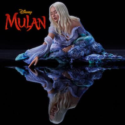 Disney presenta video musical interpretado por Christina Aguilera para Mulán