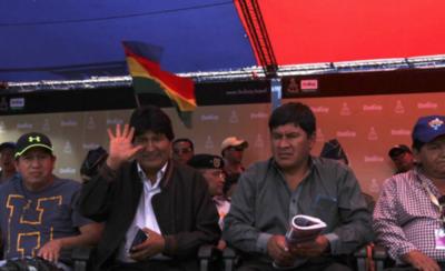 HOY / Fiscalía admite denuncia contra Evo Morales por presunto estupro