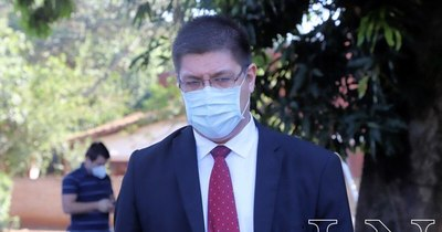 La Nación / Político de la semana: Portillo y su renuncia, una grieta más en el barco de Mazzoleni