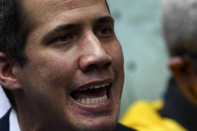 Guaidó confía en que EE.UU. mantenga presión contra Maduro