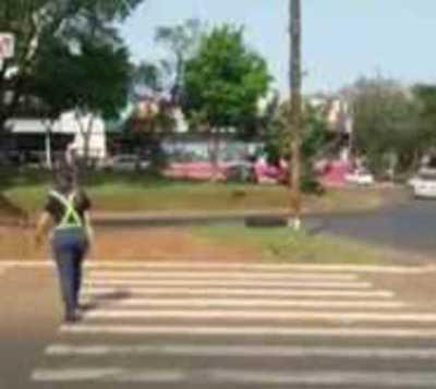 Municipalidad de CDE ya no quiere controles de Patrulla Caminera