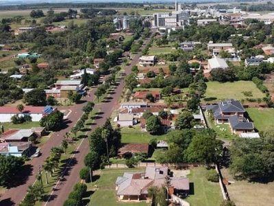La otrora colonia Apere'a, Fram, celebra 64 años de distritación