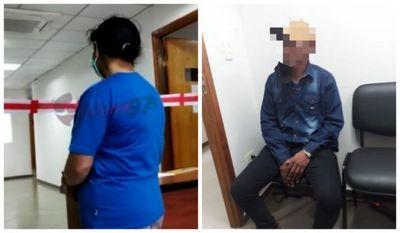 Juzgado dispone prisión preventiva para padres de niña fallecida tras abuso sexual en Pedro Juan Caballero