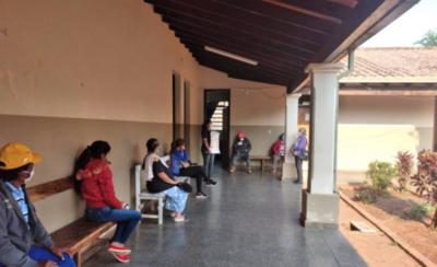HOY / Paraguarí plantea al MSP ampliar espacios para UTI