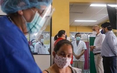 Hoy confirman otros 15 muertos y 583 casos más de Coronavirus