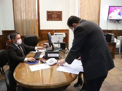 ZI integra JEM para un caso del PLRA y Efraín le recusa