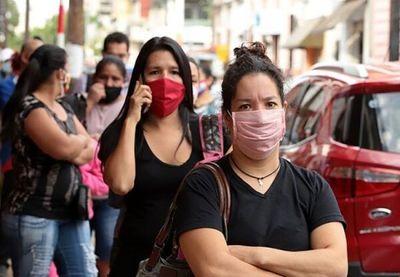 Coronavirus: 583 nuevos infectados y 15 muertes: cantidad de internados  se dispara