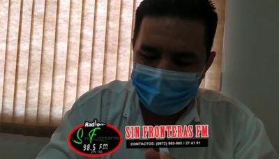 Éver Salinas firme al frente de la Junta Municipal de Pedro Juan Caballero