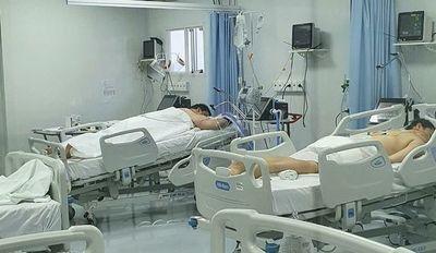Ocupación de camas UTI es del 75% tras ampliación