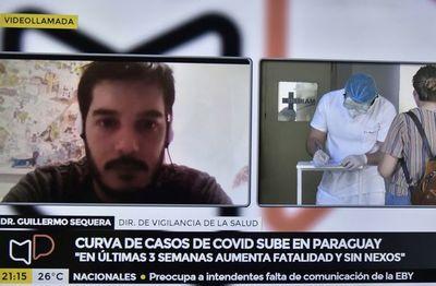 Si no se hacía lo que se hizo, íbamos a tener 3.000 muertes, dijo Sequera