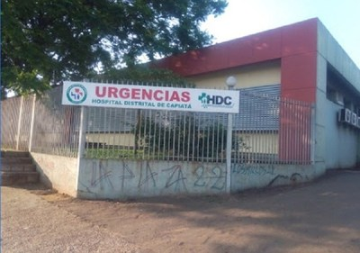 Salud Pública niega falta de atención y negligencia a mujer en hospital de Capiatá