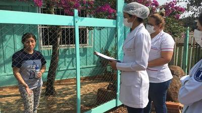 Médicos relevan datos sobre salud de vecinos
