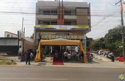 Cooperativa Luque habilita nueva sucursal camino a San Lorenzo •