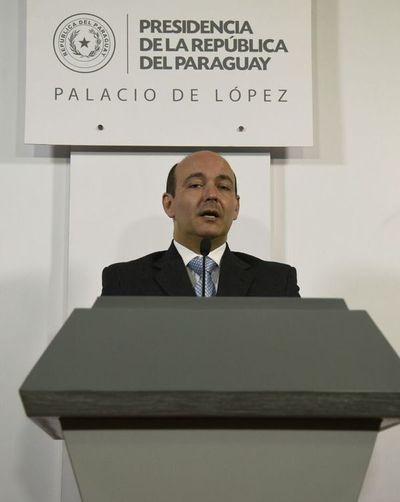 """No descartan interpelar al """"otro Mazzoleni"""", el ministro Peralta Vierci"""